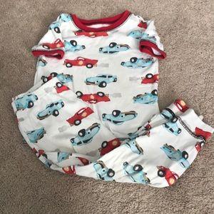 5/$15- Carter's car pajamas size 3t